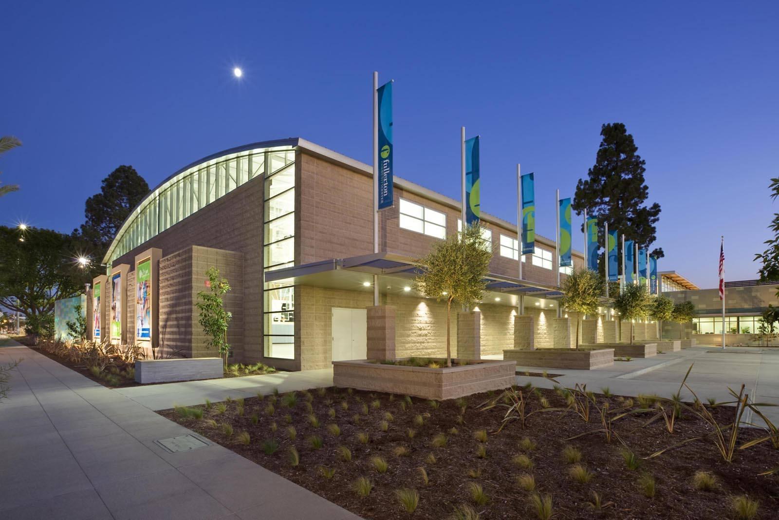 Fullerton Community Center  U2013 Orco