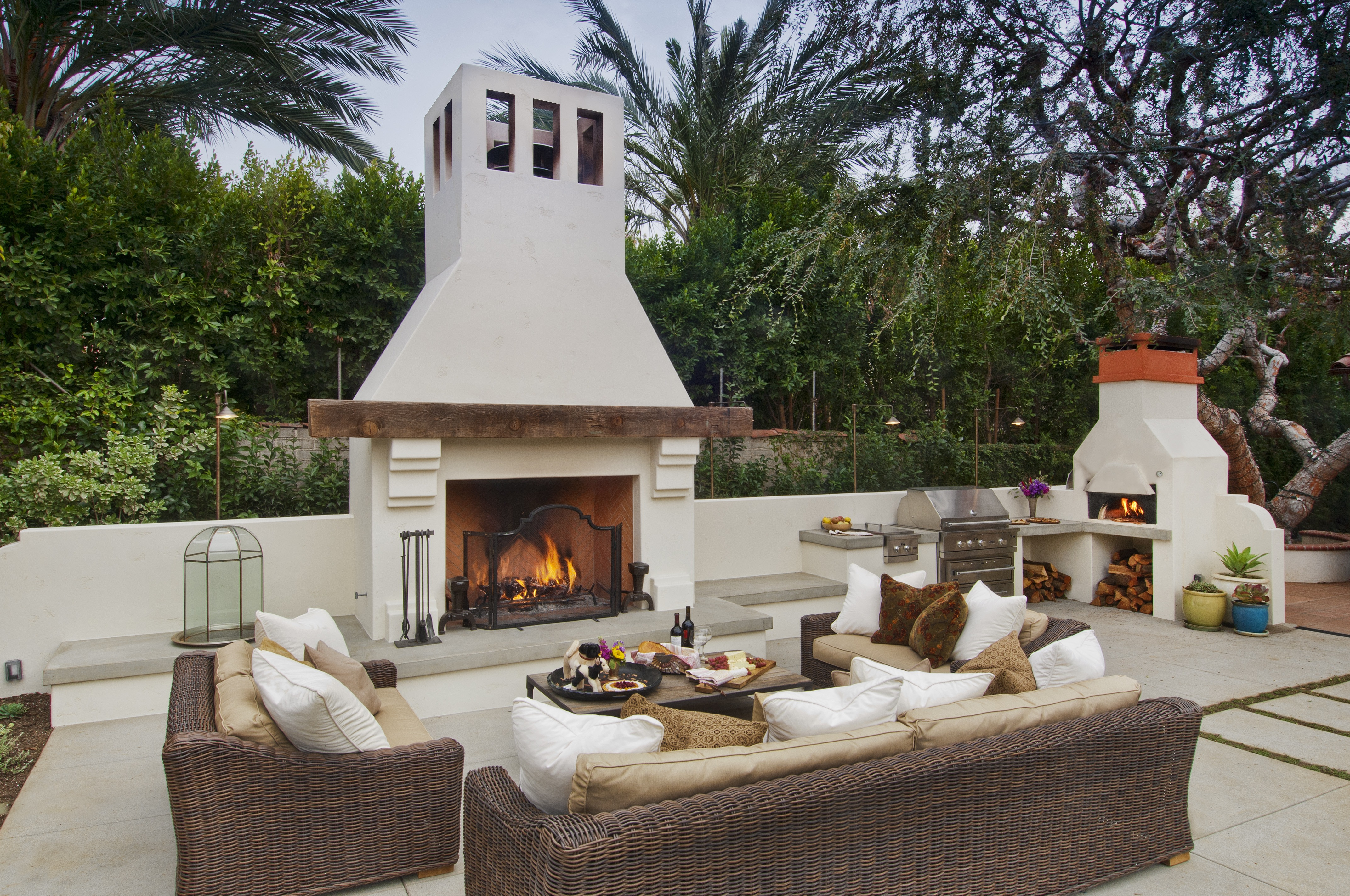 Outdoor Fireplace Kits Show More 0 Loading